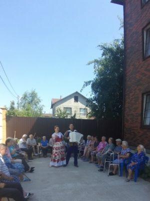 День рождения бабушки_95 лет