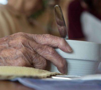 Недоедание пожилых
